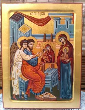 Sv. Apostol Luka